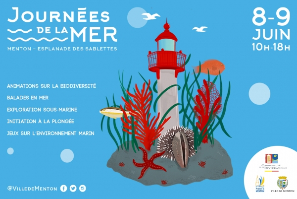 EVENEMENT : LA PREMIERE EDITION DES JOURNEES DE LA MER